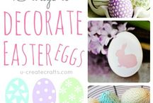 Crafts- holiday: Easter Ideas / by Max and Otis Designs