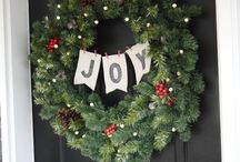 - Christmas Wreath -