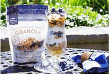 Lotus Fine Food Recipes / We have a bunch of recipes that incorporate our Quinoa Granola. They're easy, delicious and healthy!