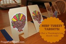 Thanksgiving Ideas / by Robin Tomasi