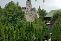 Visit to Dracula's land in Transilvania