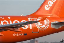 Easyjet / Easyjet Aircrafts #airplanes #spotting #aviation #aircrafts #airplane #aircraft #aerei