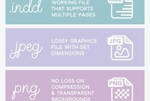 files & fonts