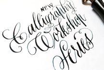 Script / Calligraphy