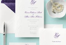 Wedding Invitations - Elegant