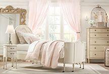 Sonho de decorar / Ideias para o meu querido quarto novo