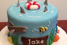 Rafael's cake