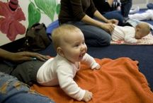 Babies and Yoga / The best of everything. Babies and Yoga!