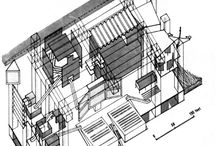 #Arch #Classics / Some 20th century architectural projects...