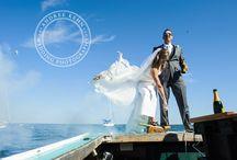 Boats at weddings / Boats at Weddings