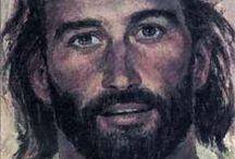 Jesus & Other.... / Jesus / by Jil Manuel