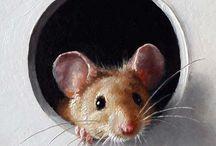 Tooning - mice