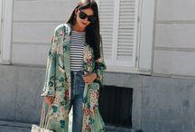 Kimonos&robeS