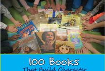 Booklist: Character Education