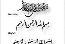 my caligrafi