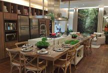 Cozinha Gourmet Rustica