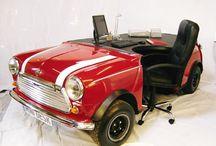 Repurposing- Cars // Autók újrahasznosítása