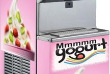 Soft Yogurt Machine / Our soft serve ice cream machines are suitable for   making soft serve and delicious frozen yoghurt