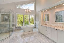 Custom Bathroom Projects / Custom Bathroom Projects