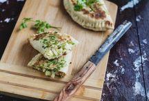 naan bread no yeast
