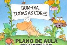 PLANOS DE AULA ED INFANTIL