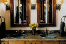 Beautiful Bathrooms / by Annie Jo Lindsey