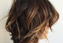 hair brunette