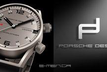 Porsche Design Watches / Με έμπνευση από τον διασημότερο οίκο αυτοκινήτων…