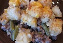 Food (Crockpot and Freezer) / by Virginia Callister