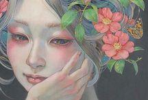 그림,색감