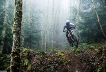 Mountain biking / Great pics of mountain biking - imagine being out there on single track getting in the flow
