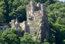 Castles and Crowns  / Old buildings !! / by Peggy Corrente