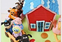 Timmy time birthday party ideas