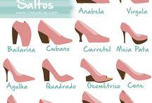 Sapatos para o Look Perfeito