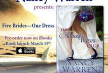 The Almost Wives Club / Five brides and one cursed dress. What could go wrong? Look out for my NEW series, the Almost Wives Club. Pre-order now on iBooks!  https://itunes.apple.com/us/book/the-almost-wives-club/id969344369?mt=11&uo=4&at=1l3vw6J