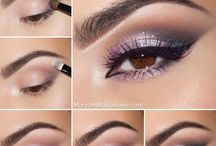 Idées make up yeux mariage