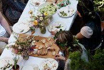 DINNER TABLES