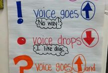Anchor Charts / by Cindy Plumb