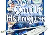 How to hang your quilts