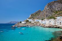 Sicily / Visit the beautiful island of Sicily.