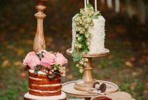 Wedding cake pour les mariages et autre jour de fête... / Quelques jolies photo de Wedding cake sélectionnées par Feeline création