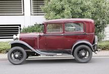 Ford Model A / Alles, was mir gefällt zu diesem einzigartigen Zeugen der Automobilgeschichte