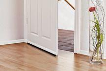 Vedador de portas! / Veja + Inspirações e Dicas de decoração no blog!  www.construindominhacasaclean.com
