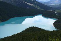 Voyage ouest Canada / 15 nuances de vert sur une boucle ouest canadienne - le carnet de notre voyage de juillet 2016 est lancé http://www.madikeravoyages.fr/crbst_766.html