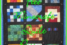 minecraft quilt project