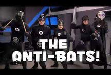 Anti Bats Mikey Way