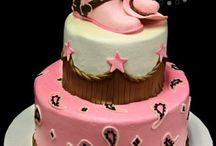 Cake ideas / by Stacey Holland