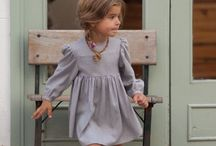 Children's clothing styles