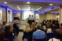 MEDAVITA Seminar show 1/2/15 / Πραγματοποιήθηκε παρουσίαση - επίδειξη με ταυτόχρονη χρήση ηλεκτρονικών εποπτικών μέσων! Τα παραπάνω συνδυάστηκαν με την κατάλληλη επικοινωνιακή παρουσίαση που επιβάλει η εποχή που θα ακολουθήσει ( το μέλλον ). Τον ταυτοχρονισμό των τεχνικών αποτελεσμάτων, τη χρήση εποπτικών μέσων , με την επιλογή των σεναρίων επικοινωνίας παρουσίασε ο καθηγητής κ Χαράλαμπος Μωκος ! Εντύπωση προκάλεσε η συμμετοχή του κλάδου....  http://www.coiffureconcept.gr/index.php/our-news