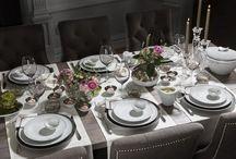 dekoracje stołów-codzienne